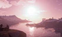 Rust sunrise